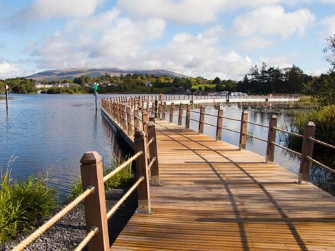 Carrick-on-Shannon to Maynooth - 2 ways to travel via train