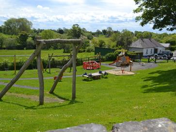 Abbeyshrule Village image