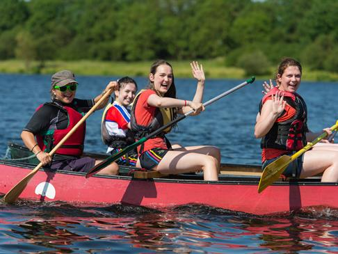 Adventure on the water in Leitrim & Cavan image