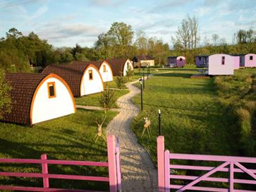 Blueway Family Glamping Experience  Image